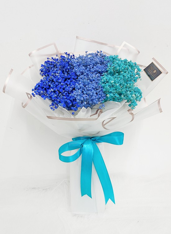 BA02 Baby Breath Bouquet