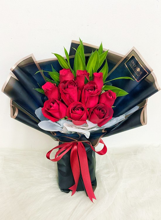 L27 Rose Flower Bouquet