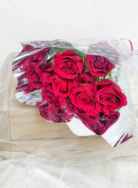 L67 Rose Flower Bouquet