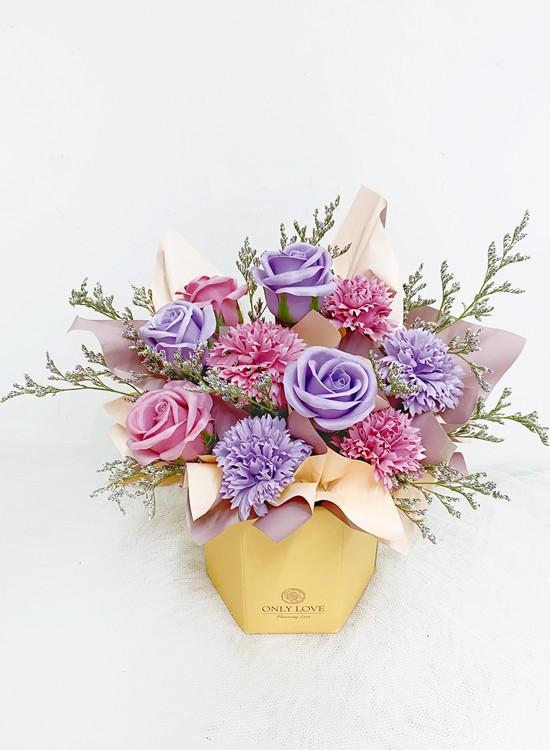 BB063 Flower Bloom Box