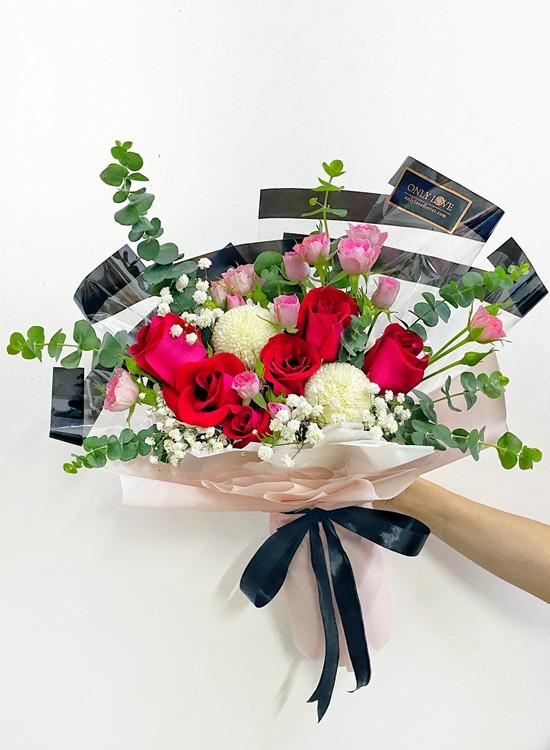 KS017 Korea Style Bouquet