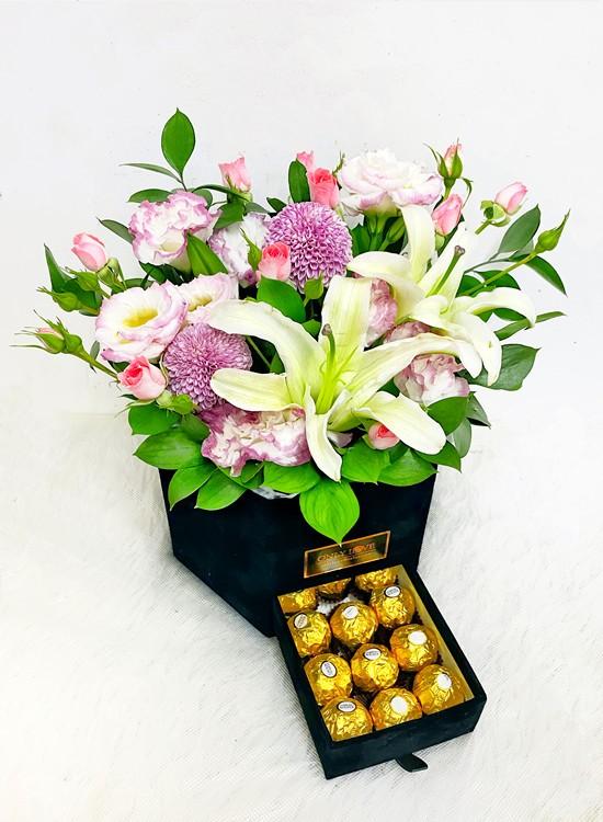 BB055 Flower Bloom Box