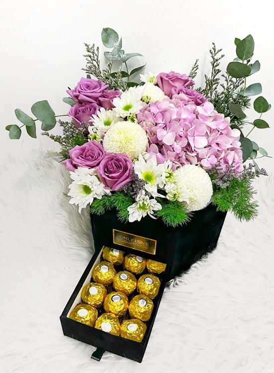 BB046 Flower Bloom Box