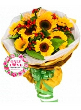 S03 Sunflower Bouquet