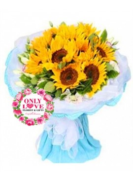 S05 Sunflower Bouquet