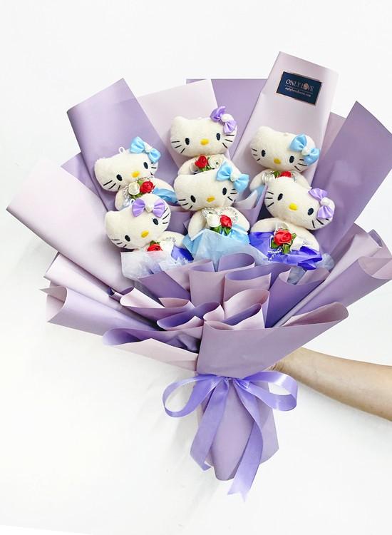 H08 Hello Kitty Bouquet