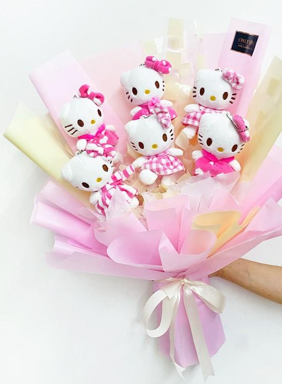 H30 Hello Kitty Bouquet