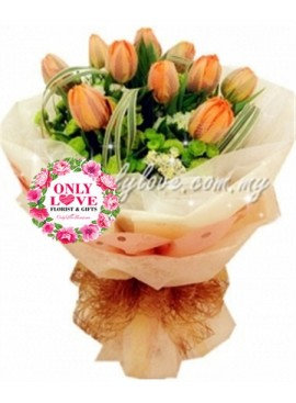 THB01 Tulip Bouquet