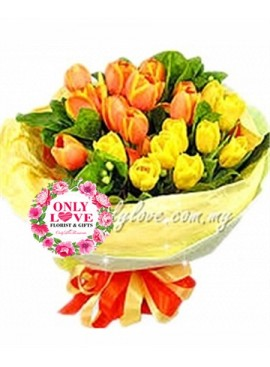 THB07 Tulip Bouquet