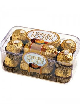 AD007 16pcs Ferrero Rocher Box