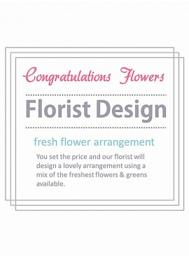Custom Made Opening Floral Stand