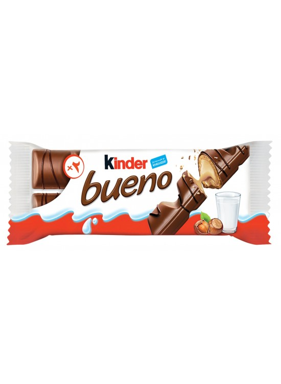 AD013 Kinder Bueno Chocolste Bar