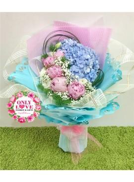 PE01 Peonies Bouquet