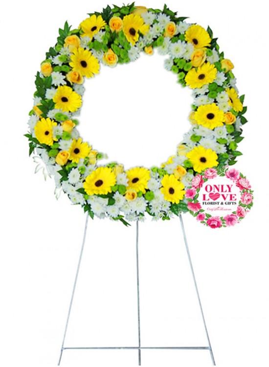 C62 Condolence Stand