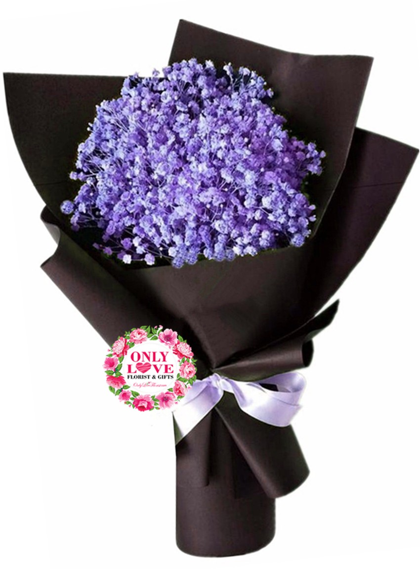 Baby Breath Bouquets Only Love Florist Gifts