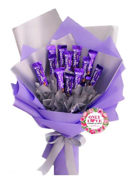 E21 Cadbury Bouquet