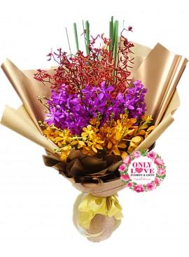 OA01 Orchid Bouquet