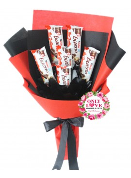 E25 Kinder Bueno Bouquet