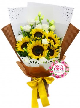 S04 Sunflower Bouquet