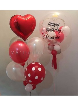 HB01 Bubble Balloon in Bundle