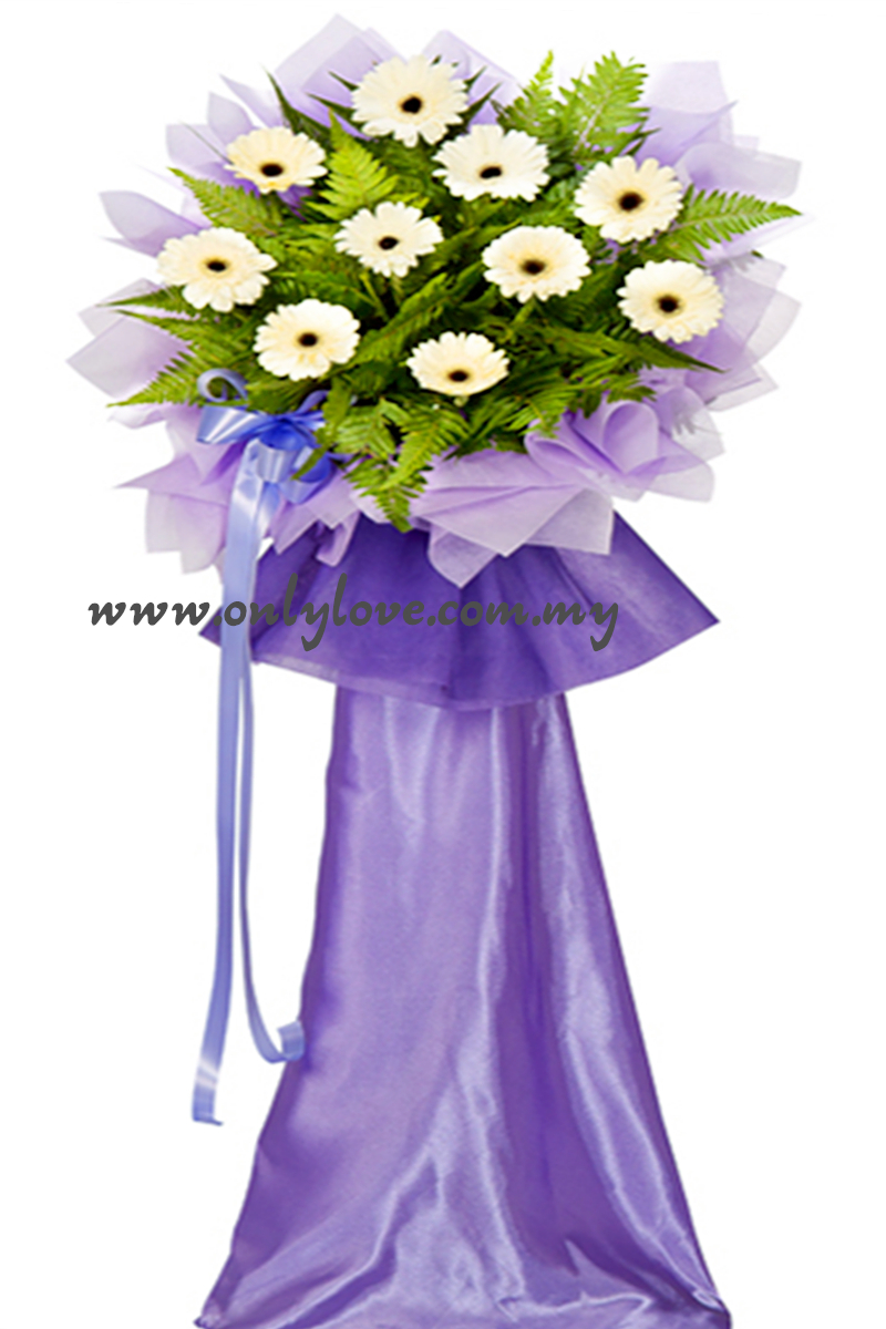 Xiao En Centre Funeral Flower Stands