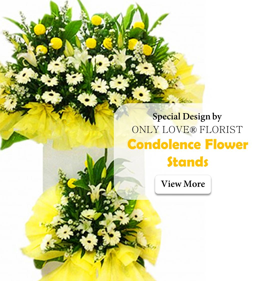 Only love nirvana florist kedai bunga same day condolence nirvana florist shop funeral flower delivery izmirmasajfo Image collections