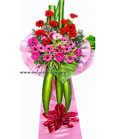 Flower Stand Delivery to KL