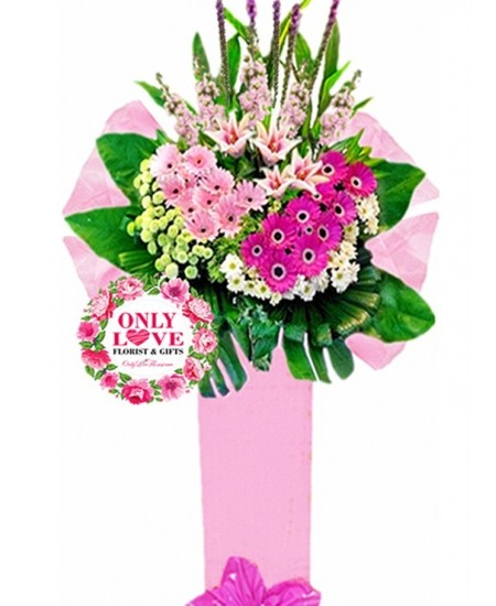 Same Day Delivery Opening Flower KL